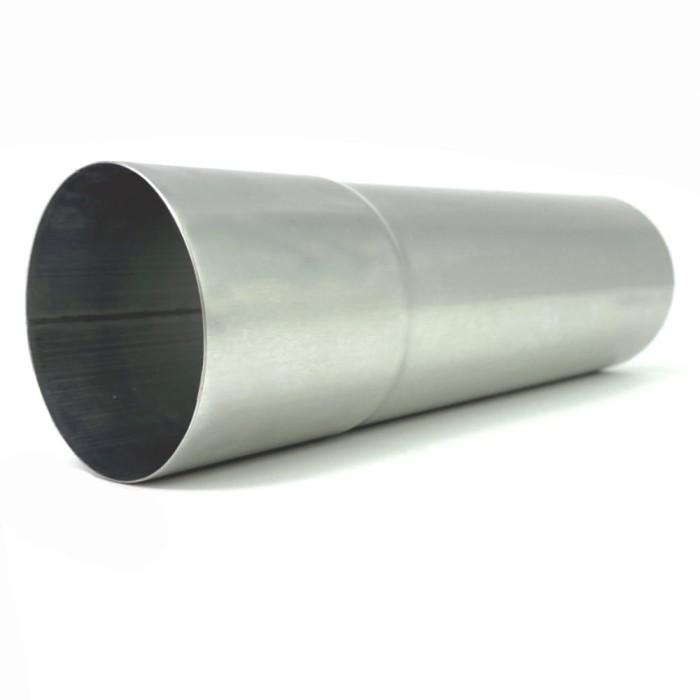 Titanzink Fallrohr DN100 rund Länge 2,0 Meter