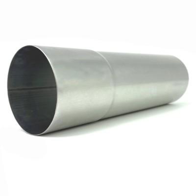 Titanzink Fallrohr DN100 rund Länge: 1,5 Meter