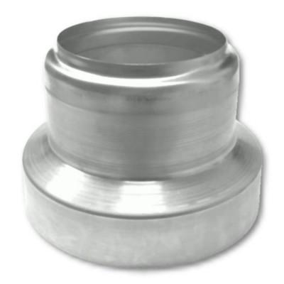 Titanzink KG-Rohr Blende Ø 150 mm für Fallrohr DN76