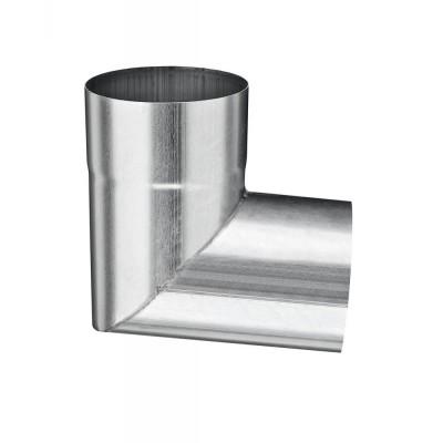 Aluminium Rohrwinkelbogen rund DN100 / 87° Grad