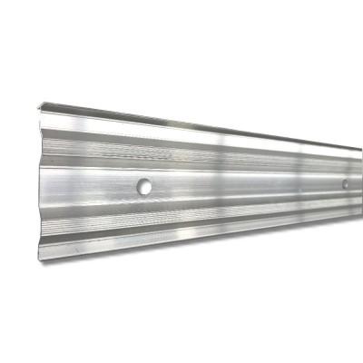 Aluminium Wandanschlußprofil 3,00 Meter stranggepresst