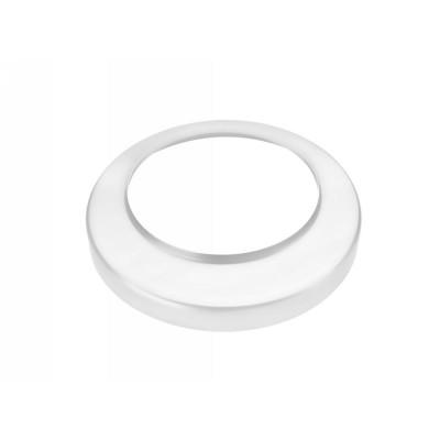 GRÖMO ALUSTAR Standrohrkappe - SX - Weiß ø100 / 116
