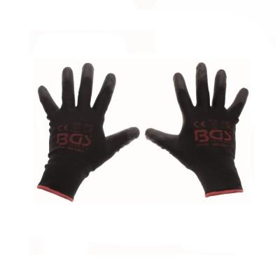 Handwerker-Handschuhe, Größe 9 / L