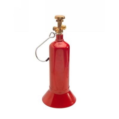Stahlflasche für Propan 1 L