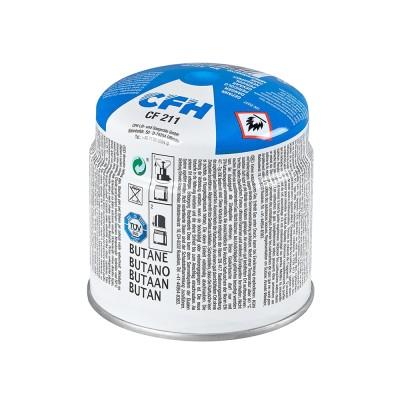 Butangaskartusche 190 g für CFH Lötbrenner